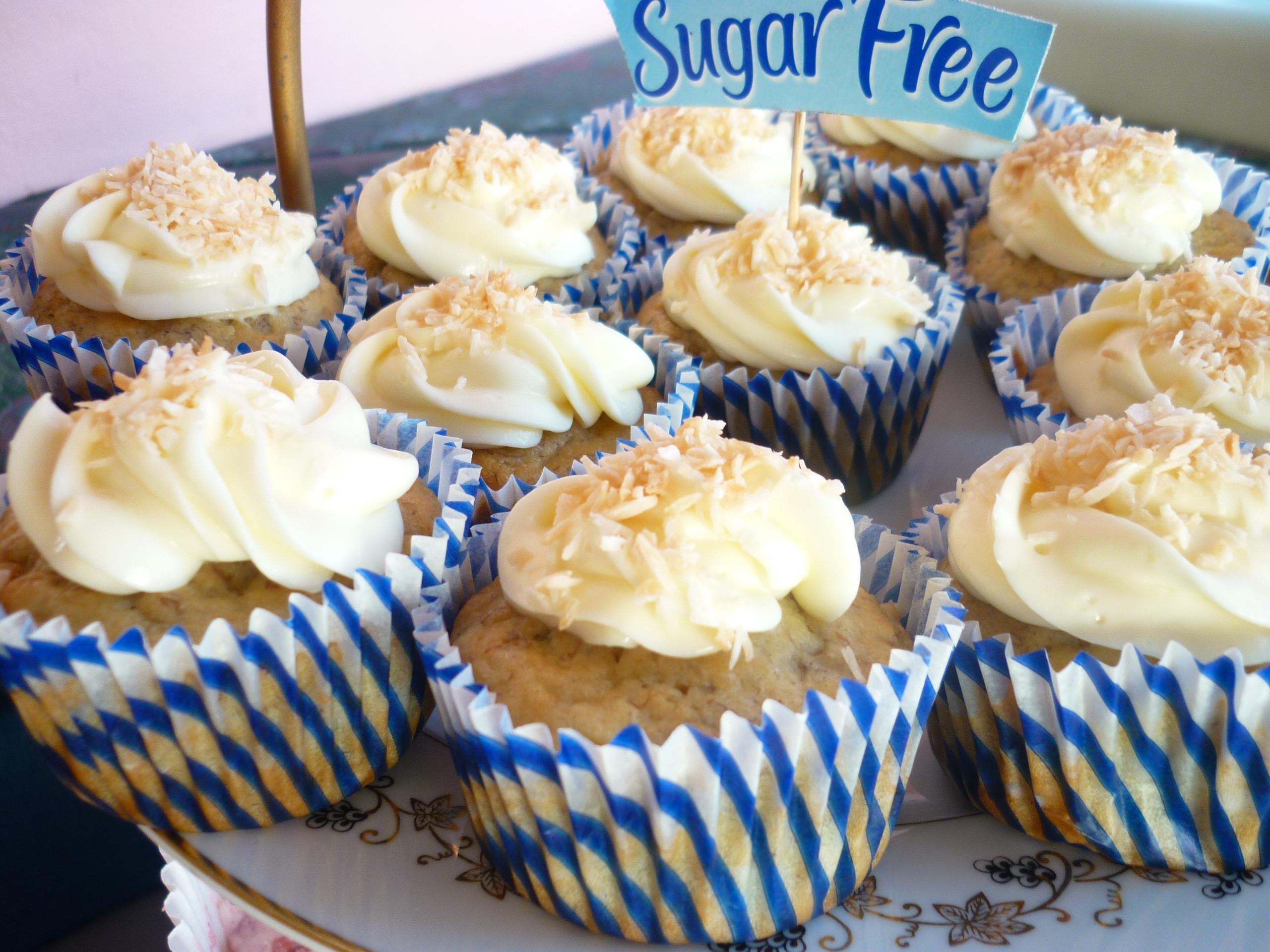 Diabetic Cupcake Recipes  sugar free cupcakes for diabetics