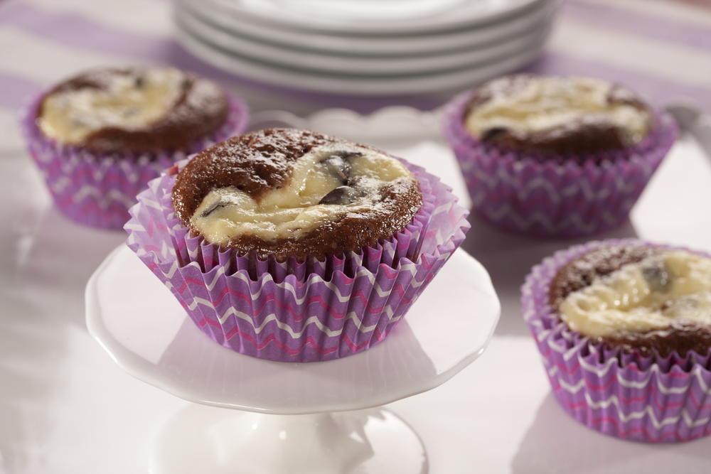 Diabetic Cupcake Recipes  Chocolate Chip Cheesecake Cupcakes