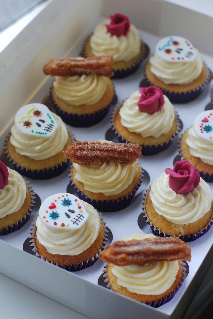 Diabetic Cupcake Recipes  Best 25 Skull cupcakes ideas on Pinterest