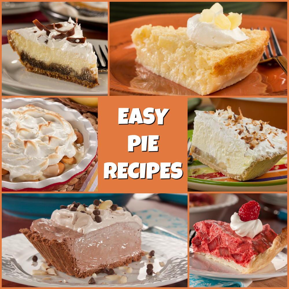 Diabetic Desserts Recipes Easy  12 Easy Diabetic Pie Recipes
