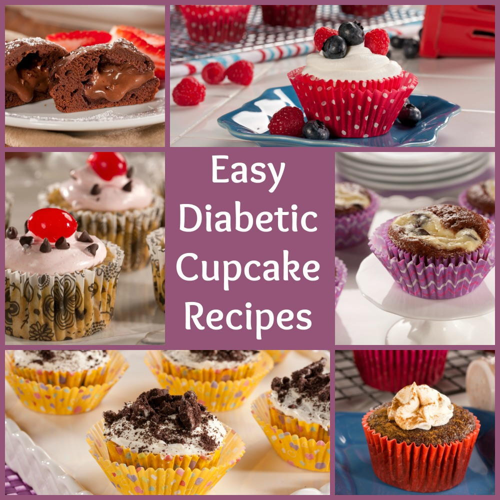 Diabetic Desserts Recipes Easy  8 Sweet and Easy Diabetic Cupcake Recipes