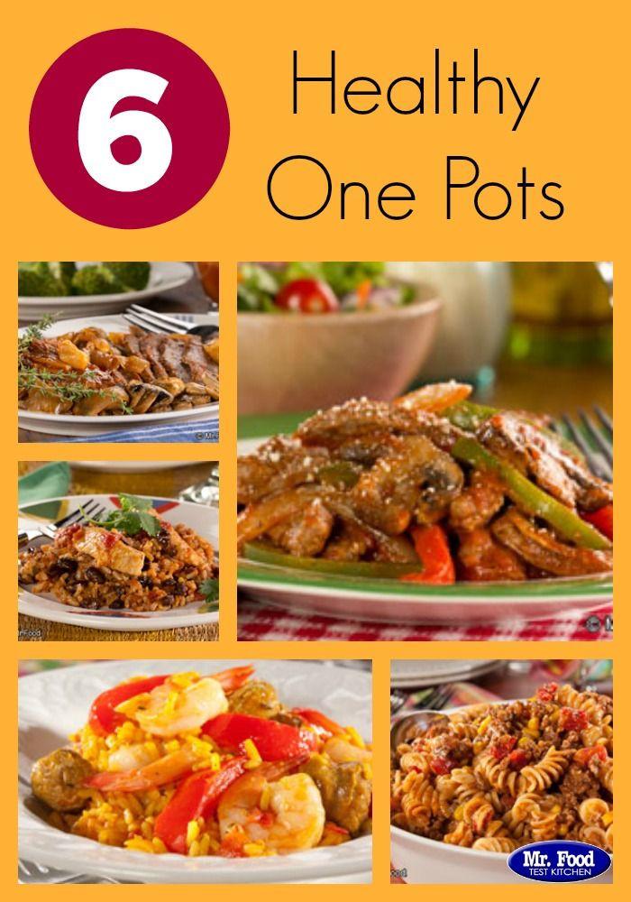 Diabetic Dinners Ideas  Healthy e Pot Meals 6 Easy Diabetic Dinner Recipes