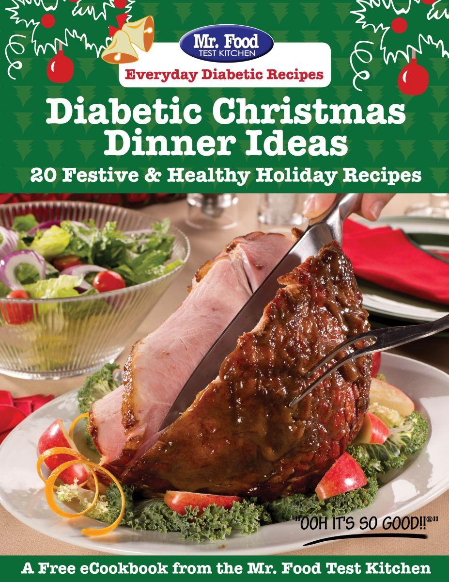 Diabetic Dinners Ideas  Latest Free Recipe eCookbooks