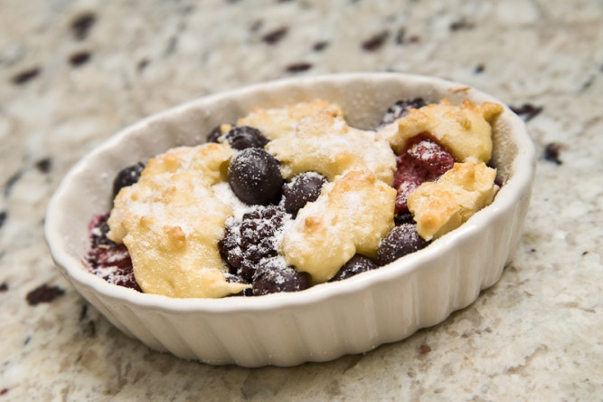 Diabetic Friendly Desserts Recipe  Diabetic Dessert Recipe Berry Cobbler Recipes for Diabetics