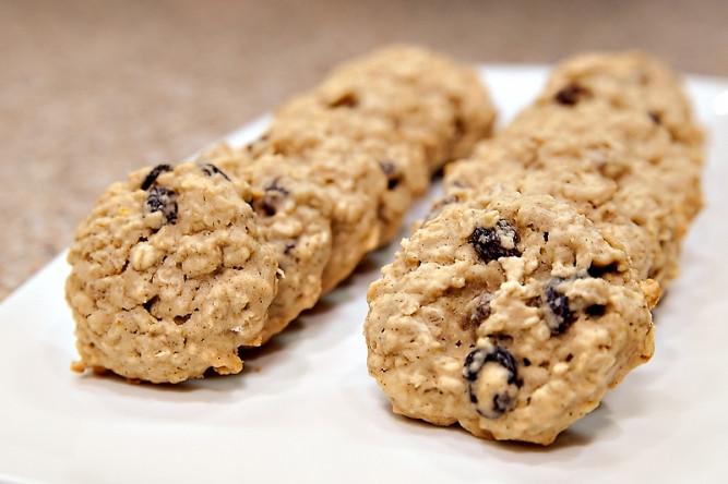 Diabetic Friendly Oatmeal Cookies  Diabetic Cookie Recipe Oatmeal Raisin Cookies Recipes