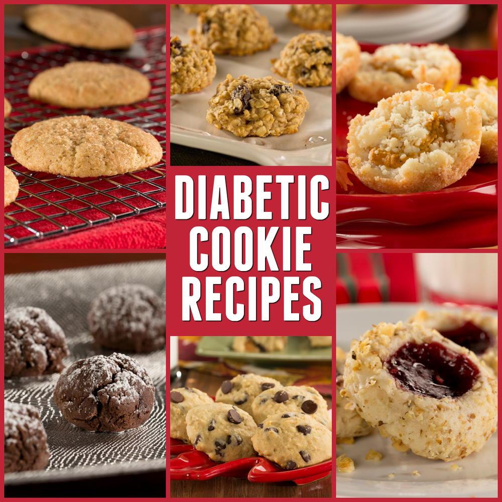 Diabetic Gourmet Recipes  Diabetic Cookie Recipes Top 10 Best Cookie Recipes You ll