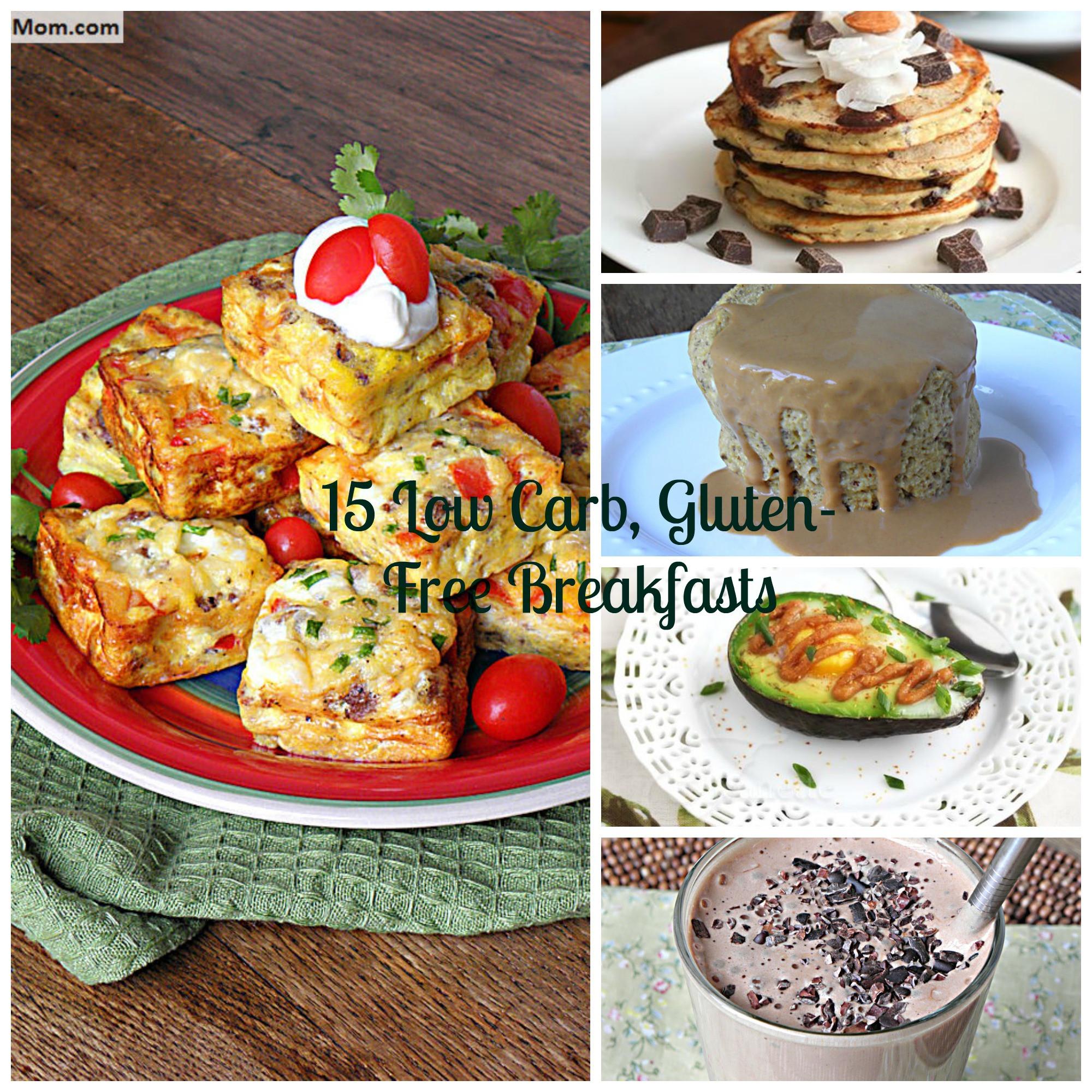 Diabetic Gourmet Recipes  15 Gluten Free Low Carb & Diabetic Friendly Breakfast Recipes