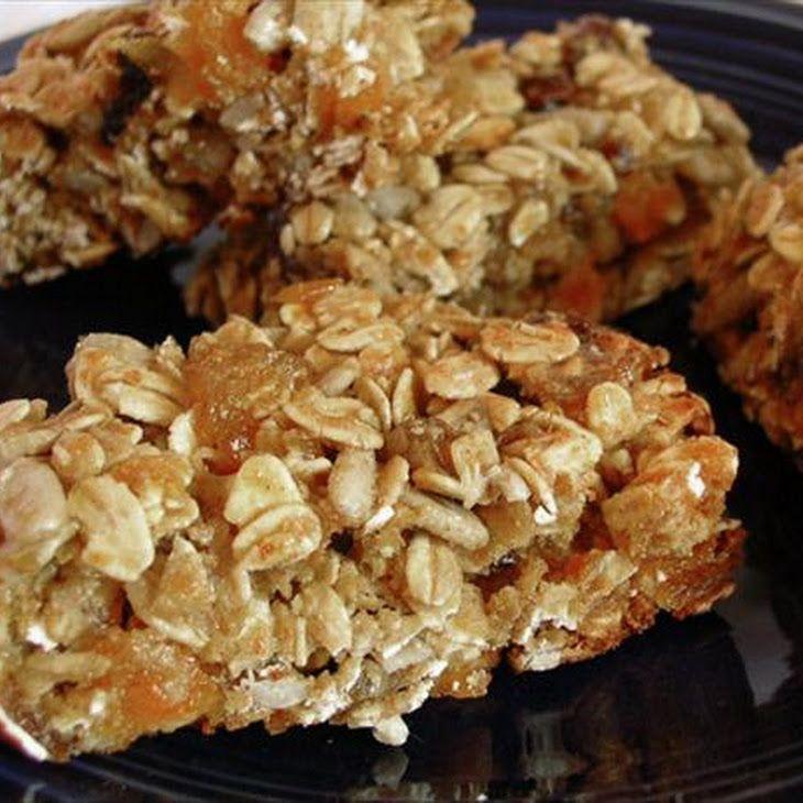 Diabetic Granola Bar Recipes  Fruity Granola Energy Bars breakfast