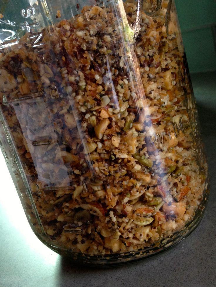 Diabetic Granola Bar Recipes  25 Best Ideas about Low Carb Granola on Pinterest