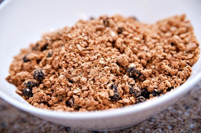 Diabetic Granola Bar Recipes  Diabetic Breakfast Recipe Peanut Butter Granola Recipes