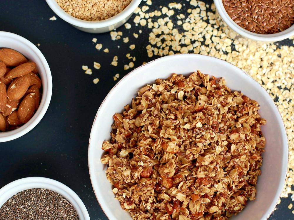 Diabetic Granola Bar Recipes  3 Tasty Diabetes Friendly Granola Recipes That Won t Spike