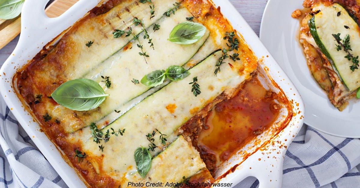Diabetic Lasagna Recipes  Diabetes Recipe Low Carb Lasagna