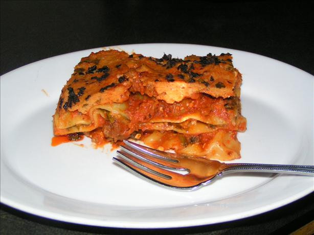 Diabetic Lasagna Recipes  Healthy Diabetic 4 Cheese Spinach Lasagna Ala Elswet