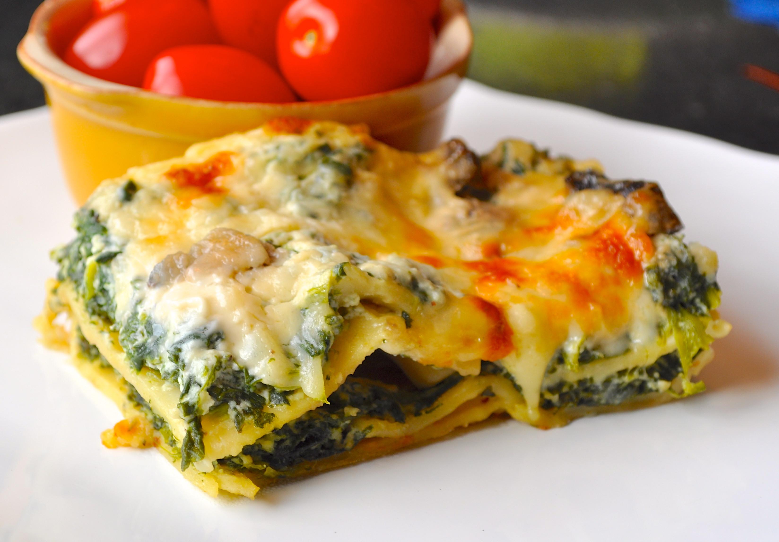 Diabetic Lasagna Recipes  The Joy of Everyday Cooking