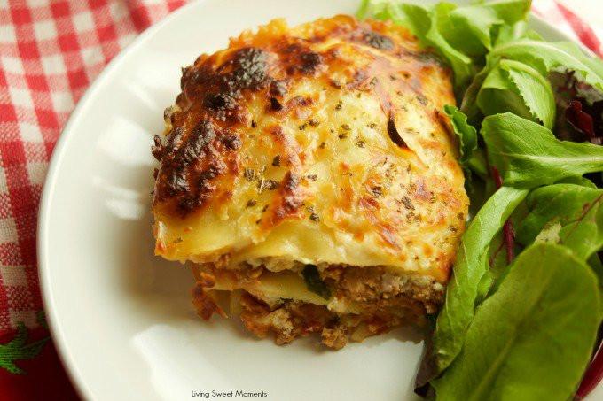 Diabetic Lasagna Recipes  Easy Lasagna Recipes Living Sweet Moments