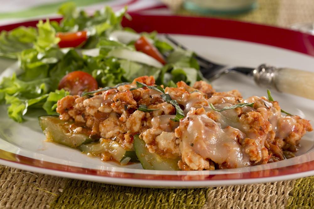 Diabetic Lasagna Recipes  Healthy Twist Lasagna