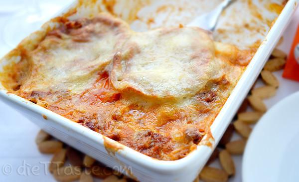 Diabetic Lasagna Recipes  Eggplant Lasagna Recipe