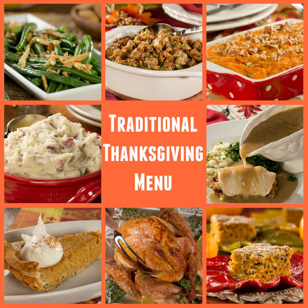 Diabetic Menu Recipes  Diabetic Friendly Traditional Thanksgiving Menu