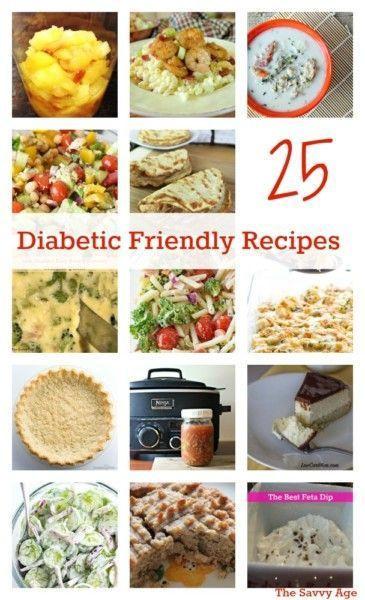Diabetic Menu Recipes  Best 25 Diabetic menu plans ideas on Pinterest
