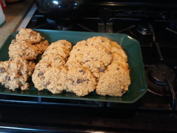 Diabetic Oatmeal Cookies With Splenda  Moist & Chewy Splenda Blend Oatmeal Cookies Recipe