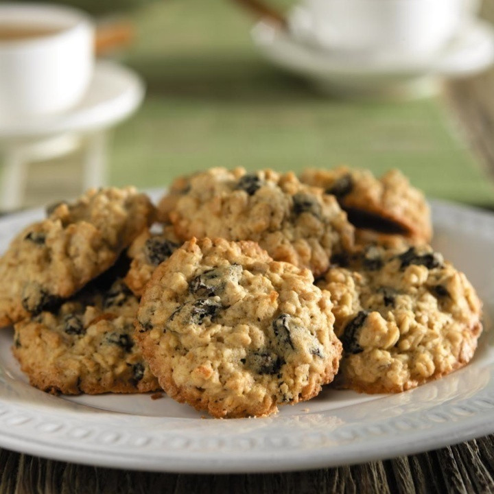 Diabetic Oatmeal Cookies With Splenda  SPLENDA RECIPES Crispy Chewy Oatmeal Raisin Cookies