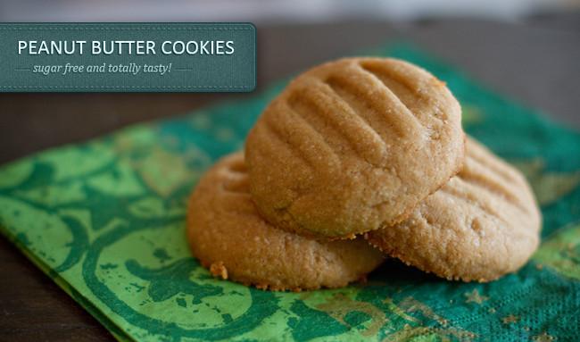 Diabetic Peanut Butter Cookie Recipes  Diabetic Recipes The Blue Brick