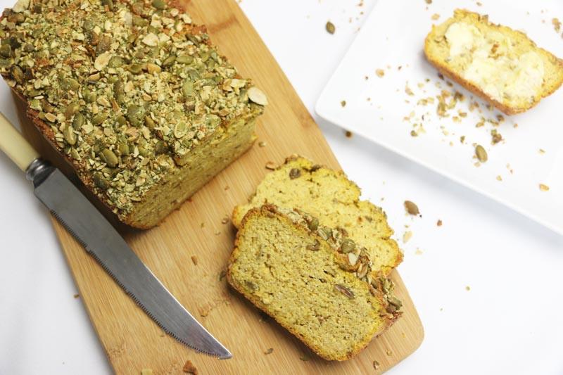 Diabetic Pumpkin Bread  Low Carb Diabetic Pantry Stocking Guide