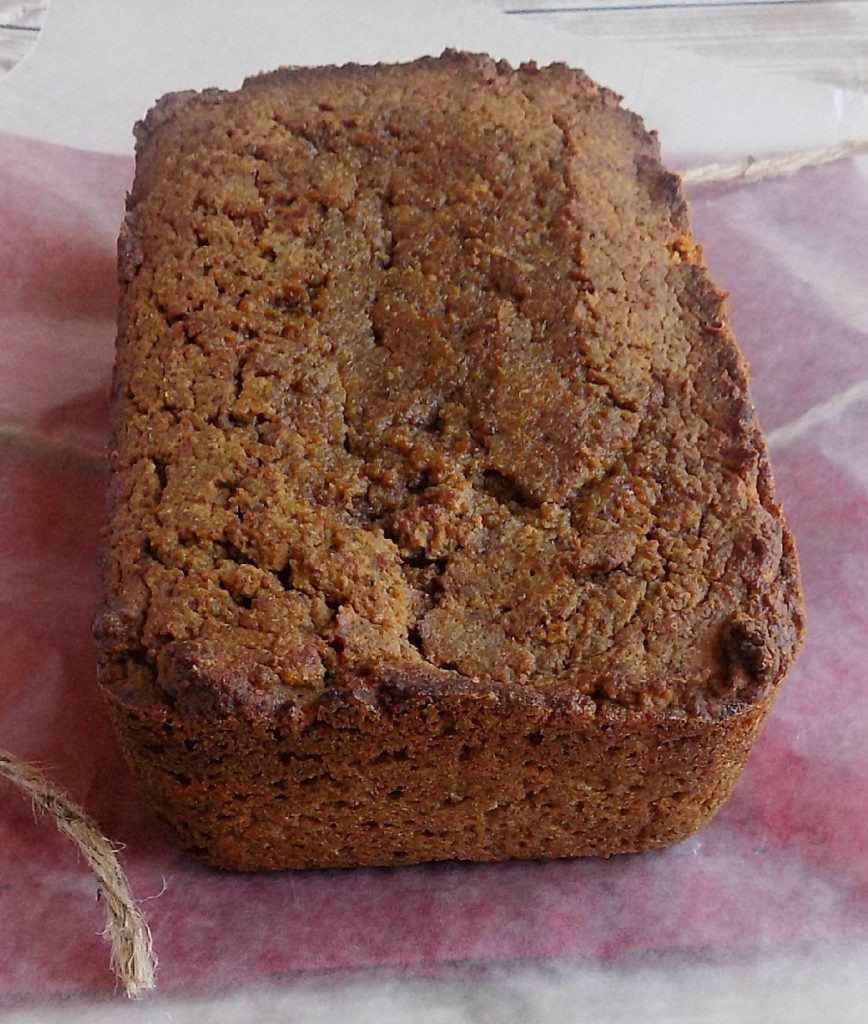 Diabetic Pumpkin Bread  Low Carb Pumpkin Bread Recipe