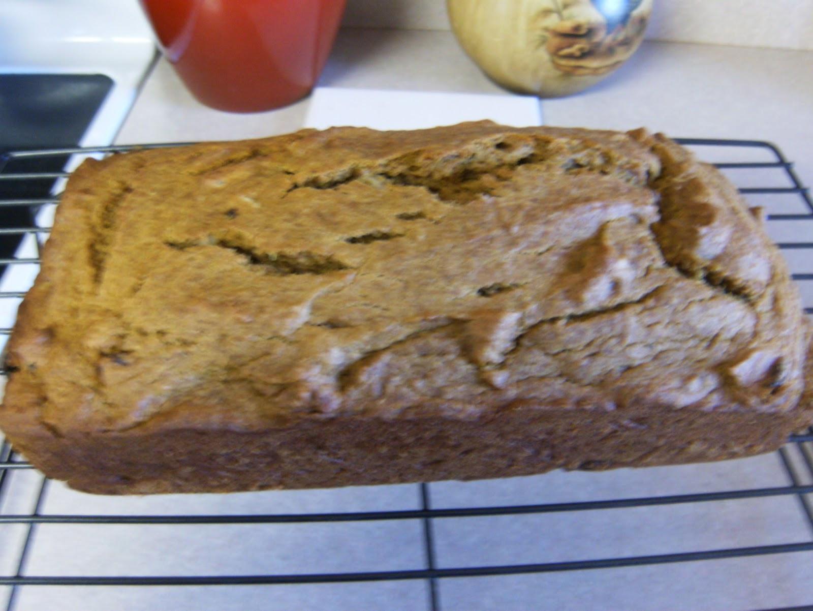 Diabetic Pumpkin Bread  Pumpkin Bread
