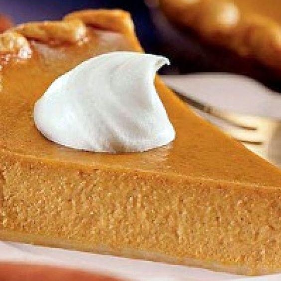 Diabetic Pumpkin Pie  Libby s Famous Pumpkin Pie Recipe
