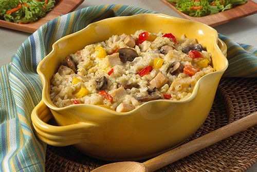 Diabetic Renal Diet Recipes  Chicken and Rice Casserole Recipe submitted by the DaVita