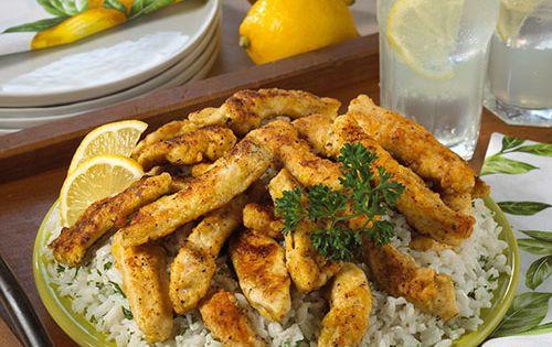 Diabetic Renal Diet Recipes  Easy Crispy Lemon Chicken Kidney Friendly Recipes
