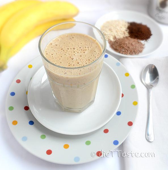 Diabetic Smoothies With Almond Milk  Coffee Smoothie