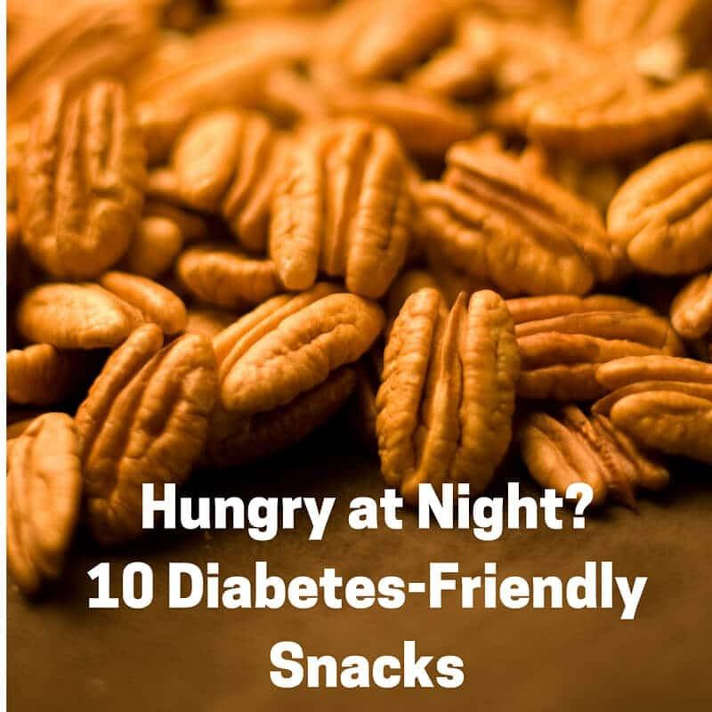 Diabetic Snack Recipes  10 Diabetes Friendly Snacks