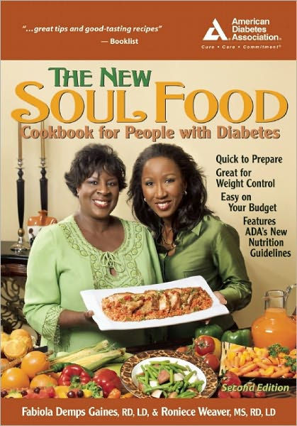 Diabetic Soul Food Recipes  The New Soul Food Cookbook for People with Diabetes by