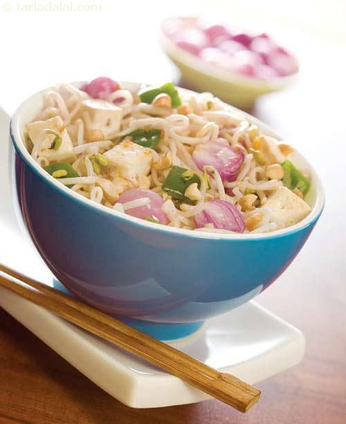 Diabetic Stir Fry Recipes  Thai Stir Fried Noodles with Tofu Diabetic Friendly Recipe