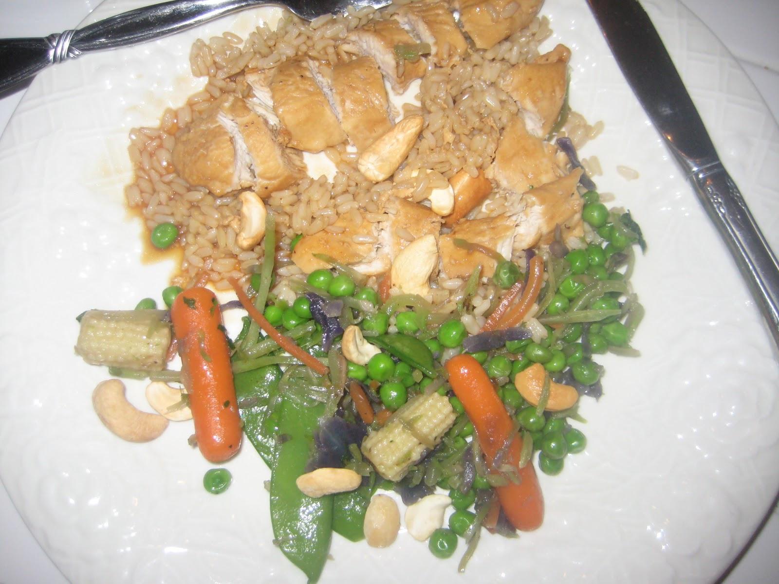 Diabetic Stir Fry Recipes  Our Diabetic Warrior Chicken Stir Fry Recipe