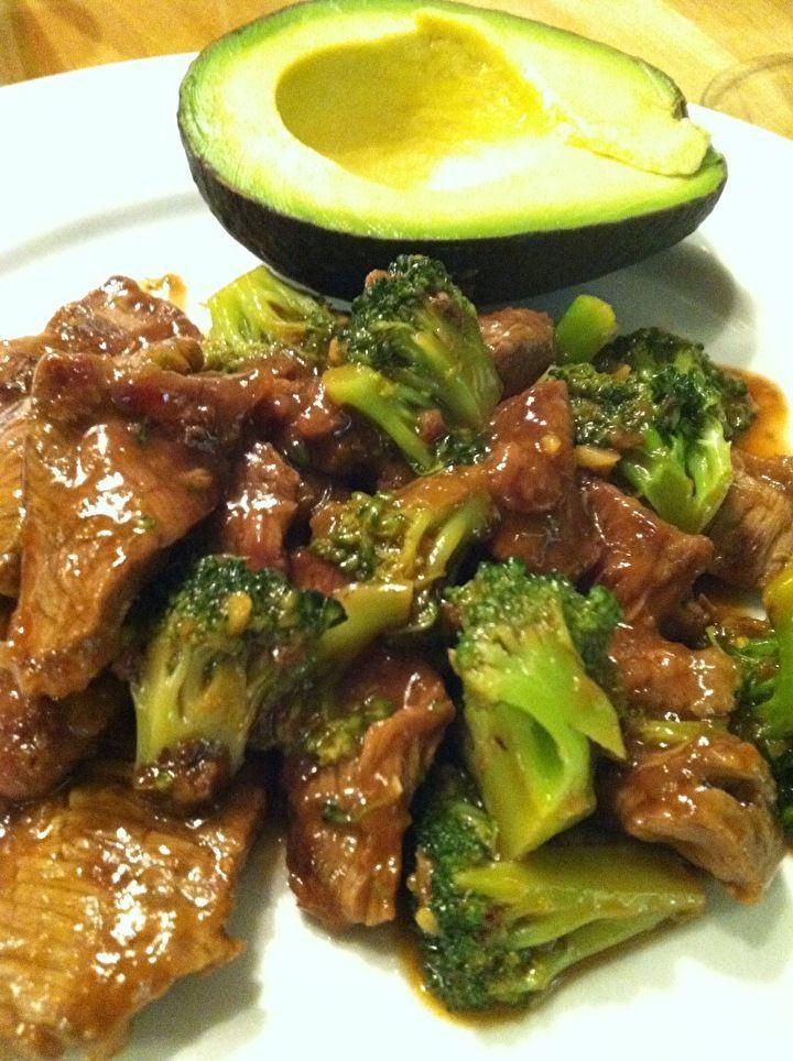 Diabetic Stir Fry Recipes  Beef & Broccoli Stir Fry 5WW Points