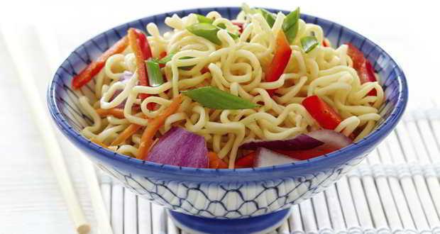 Diabetic Stir Fry Recipes  Healthy recipe for diabetics Almond ve able stir fry