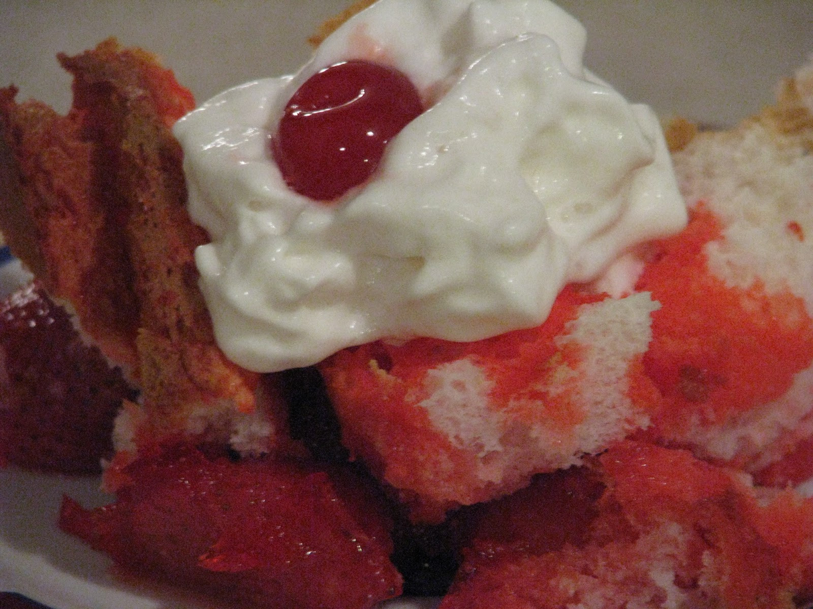 Diabetic Strawberry Desserts  What s Cooking Diabetic Desserts