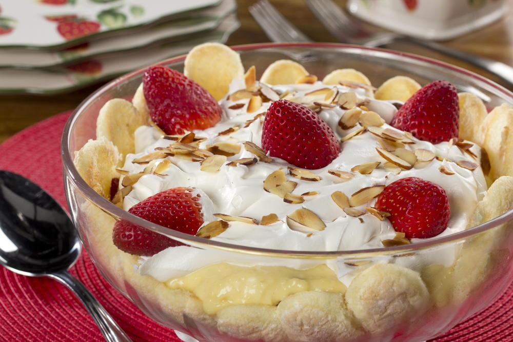 Diabetic Strawberry Desserts  Strawberry Charlotte