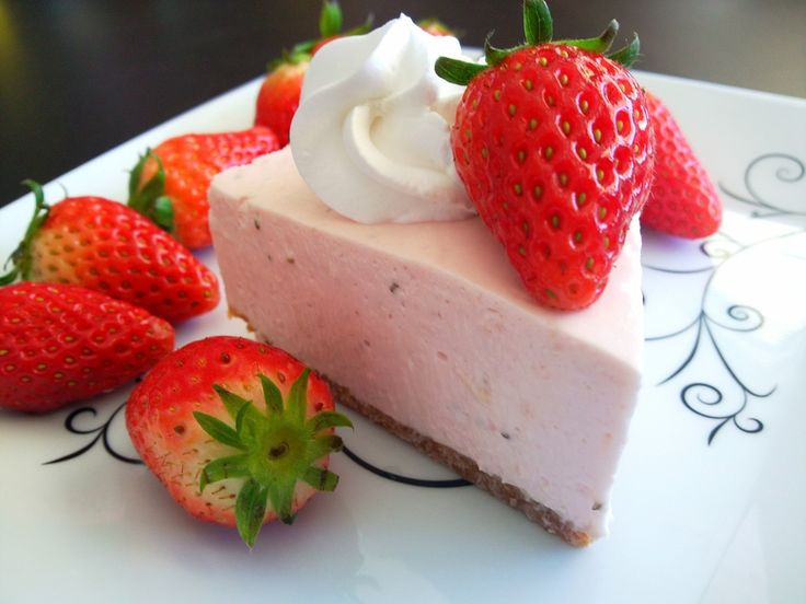 Diabetic Strawberry Desserts  17 Best images about CKD RECIPES on Pinterest