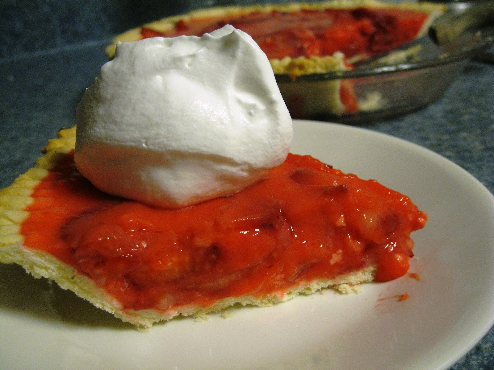 Diabetic Strawberry Desserts  The Frugal Pantry Sugar Free Strawberry Pie