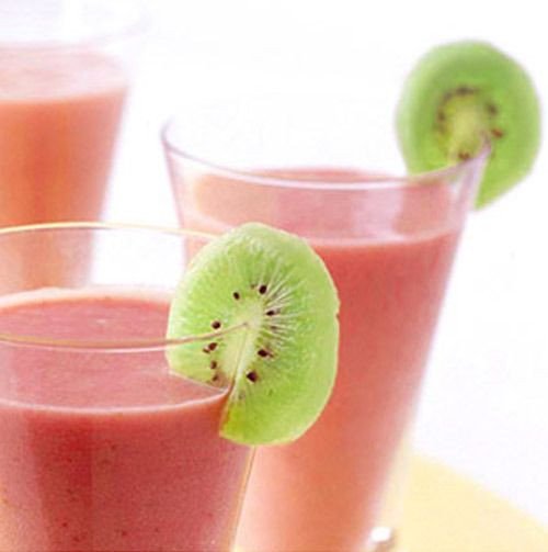 Diabetic Strawberry Smoothies  26 best Diabetes Healthy Game Day Snack Recipes images on