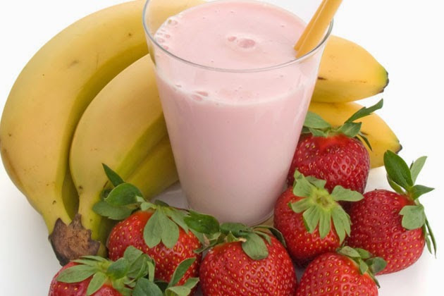 Diabetic Strawberry Smoothies  diabetes recipes