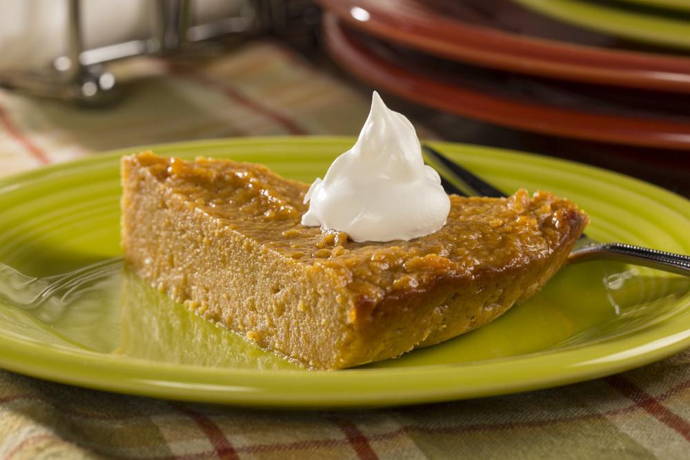 Diabetic Sweet Potato Recipes  Crustless Sweet Potato Pie