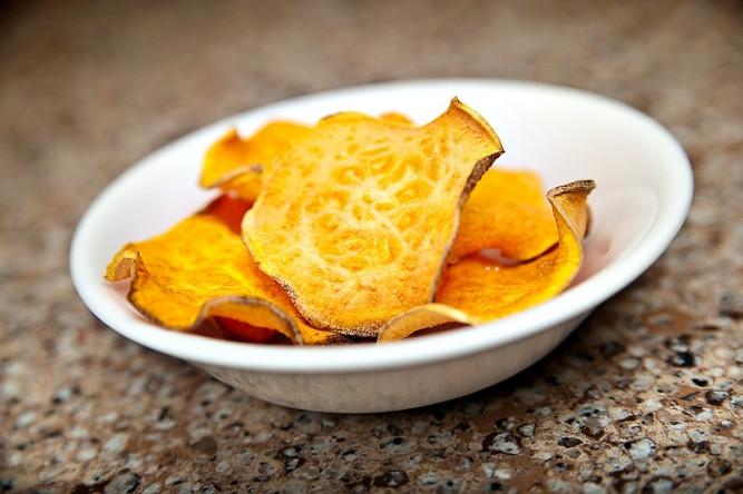 Diabetic Sweet Potato Recipes  Diabetic Recipe Baked Sweet Potato Chips Recipes for
