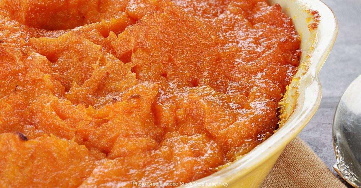 Diabetic Sweet Potato Recipes  Thanksgiving Recipe Diabetes Friendly Sweet Potato