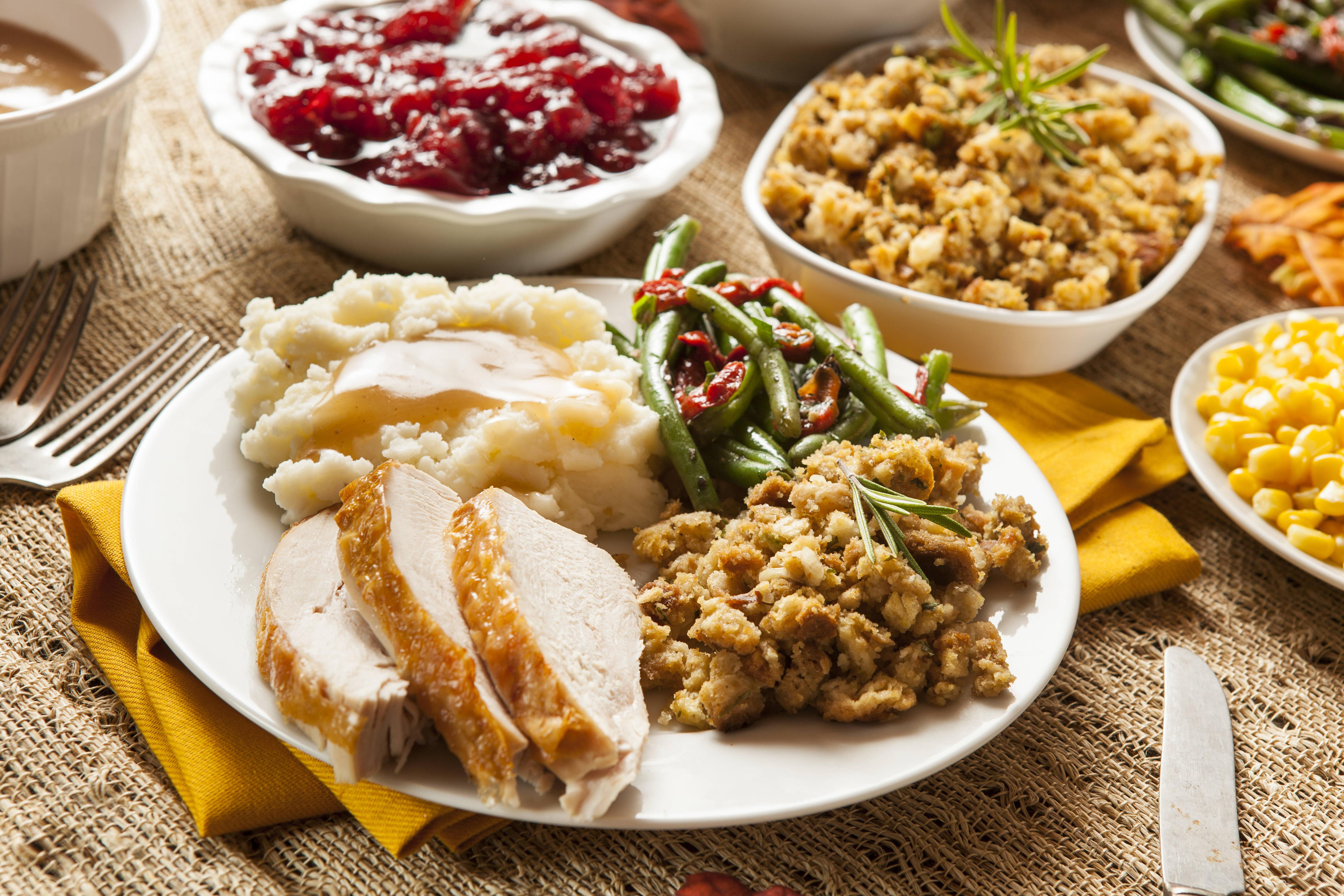Diabetic Thanksgiving Side Dishes  THANKSGIVING MENU IDEAS