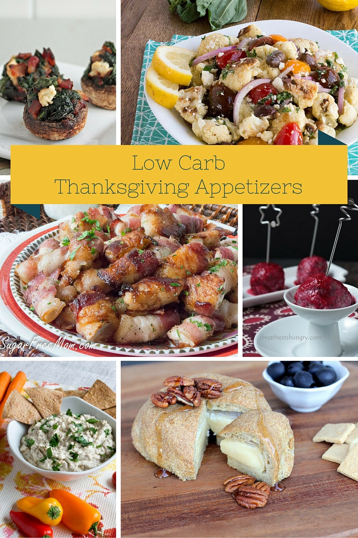 Diabetic Thanksgiving Side Dishes  low carb thanksgiving side dishes